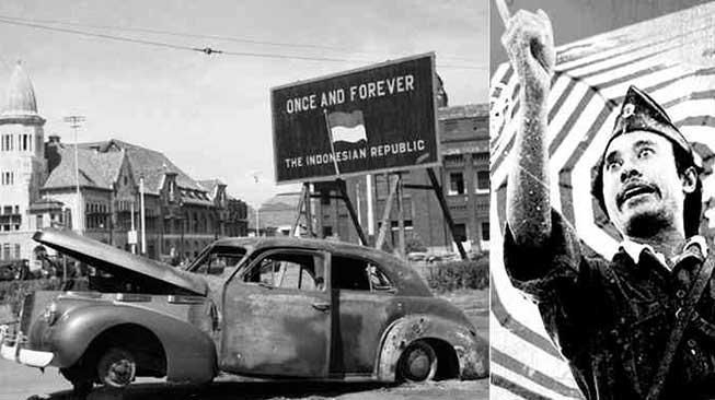 25-30 Oktober 1945 – Perang Surabaya dengan Sekutu