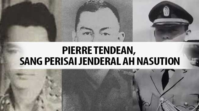 Pierre Tandean, Sang Perisai Jenderal AH Nasution