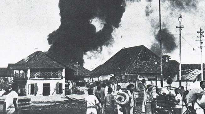 10 November 1945 – Puncak Perperangan