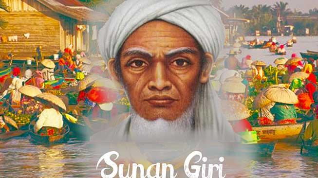 Raden Paku – Sunan Giri wali songo