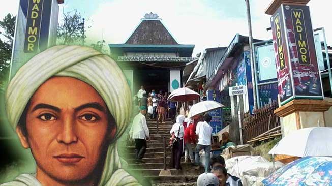 Raden Umar Said – Sunan Muria wali songo