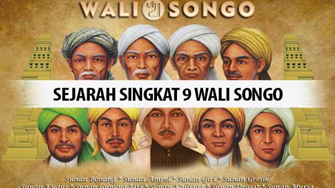 Sejarah Singkat 9 Wali Songo