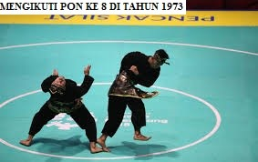 Mulai Diperlombakan di Pekan Olahraga Nasional (PON) ke 8 Tahun 1973