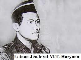 Letnan Jenderal M.T. Haryono
