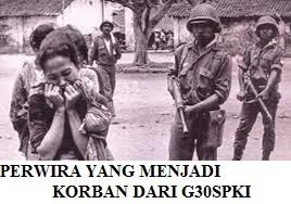 TRAGEDI G30SPKI YANG MEMAKAN KORBAN TUJUH PERWIRA TINGGI MILITER INDONESIA