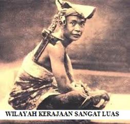 Wilayah Kerajaan Dengan Luas Seluas Indonesia