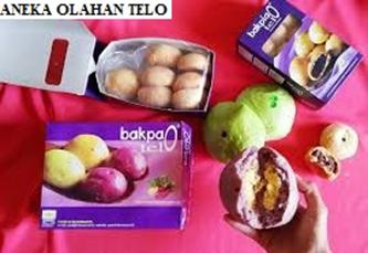 Aneka Olahan Telo